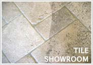 Tile Showroom Floor Restoration
